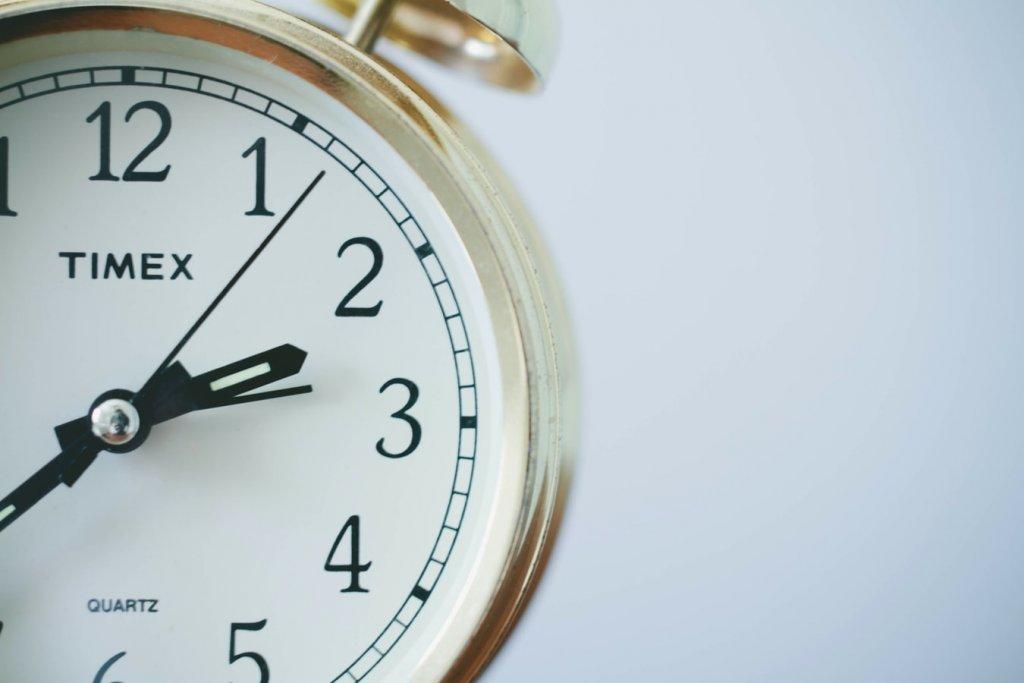 丸井置き時計